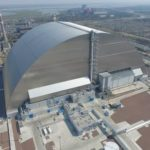 New Sarcophagus for the Chernobyl Nuclear Power Plant