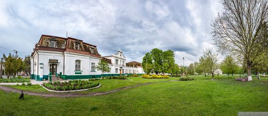 Picturesque Buildings of the Antoniny Palace, Khmelnytskyi Oblast, Ukraine, photo 10