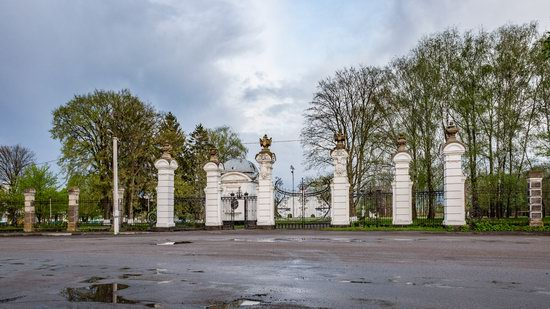 Picturesque Buildings of the Antoniny Palace, Khmelnytskyi Oblast, Ukraine, photo 13