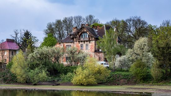 Picturesque Buildings of the Antoniny Palace, Khmelnytskyi Oblast, Ukraine, photo 19