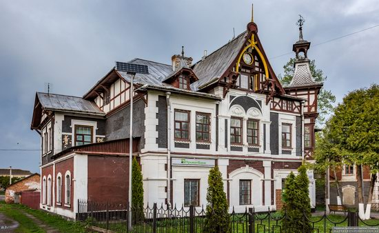 Picturesque Buildings of the Antoniny Palace, Khmelnytskyi Oblast, Ukraine, photo 23