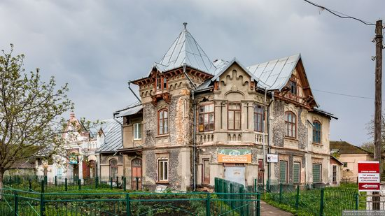 Picturesque Buildings of the Antoniny Palace, Khmelnytskyi Oblast, Ukraine, photo 3