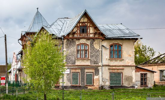 Picturesque Buildings of the Antoniny Palace, Khmelnytskyi Oblast, Ukraine, photo 4