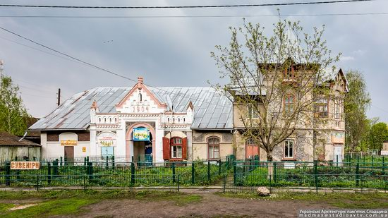 Picturesque Buildings of the Antoniny Palace, Khmelnytskyi Oblast, Ukraine, photo 5