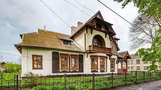 Picturesque Buildings of the Antoniny Palace, Khmelnytskyi Oblast, Ukraine, photo 6