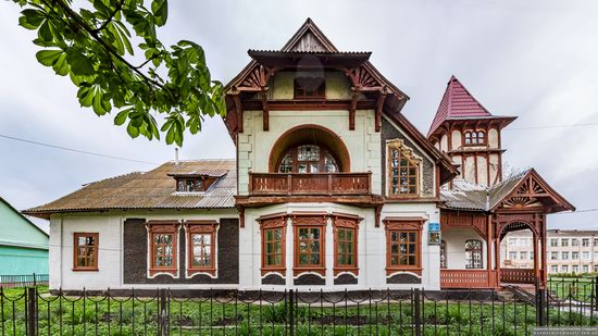 Picturesque Buildings of the Antoniny Palace, Khmelnytskyi Oblast, Ukraine, photo 7
