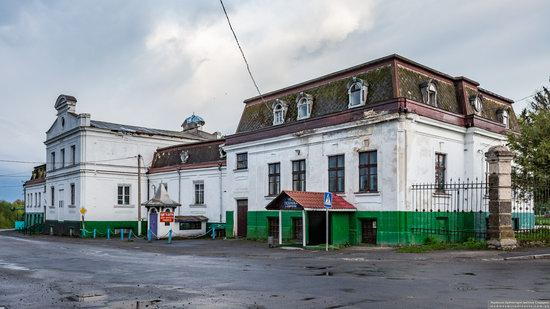 Picturesque Buildings of the Antoniny Palace, Khmelnytskyi Oblast, Ukraine, photo 9