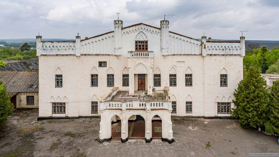The Gizycki Palace in Novoselytsya, Khmelnytskyi Oblast, Ukraine, photo 11