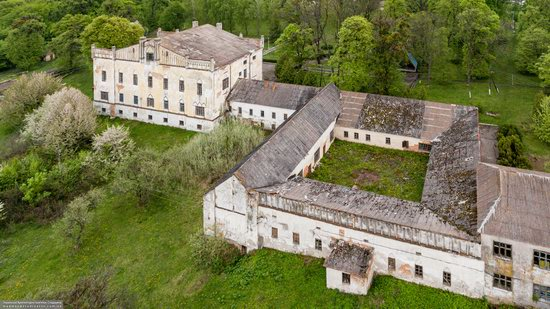 The Gizycki Palace in Novoselytsya, Khmelnytskyi Oblast, Ukraine, photo 14