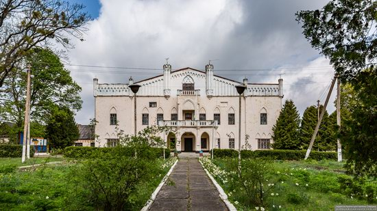 The Gizycki Palace in Novoselytsya, Khmelnytskyi Oblast, Ukraine, photo 16