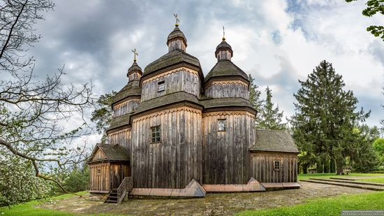 St. Michael Church, Zinkiv, Khmelnytskyi Oblast, Ukraine, photo 4