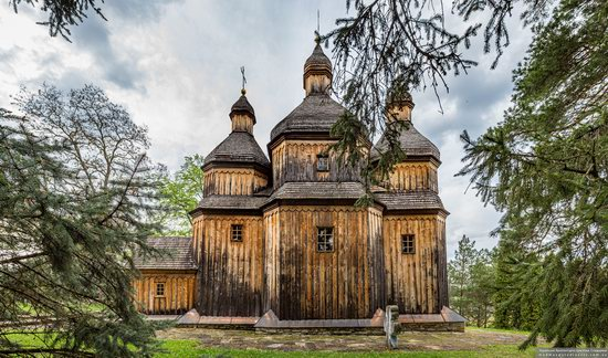 St. Michael Church, Zinkiv, Khmelnytskyi Oblast, Ukraine, photo 7