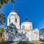 Ascension Church in Matusiv