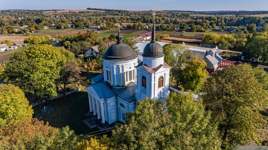Ascension Church in Matusiv, Cherkasy Oblast, Ukraine, photo 11