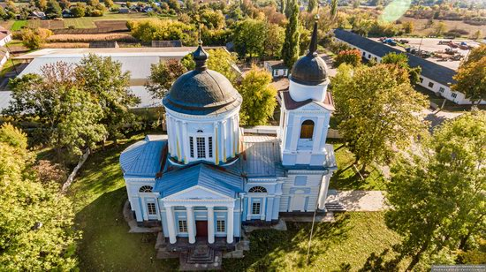 Ascension Church in Matusiv, Cherkasy Oblast, Ukraine, photo 12