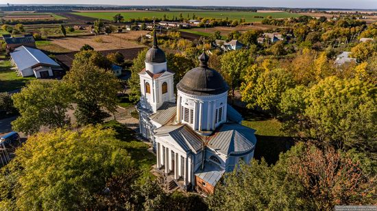 Ascension Church in Matusiv, Cherkasy Oblast, Ukraine, photo 13