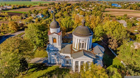 Ascension Church in Matusiv, Cherkasy Oblast, Ukraine, photo 14