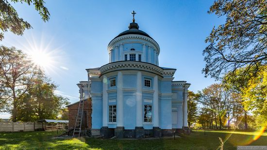 Ascension Church in Matusiv, Cherkasy Oblast, Ukraine, photo 4