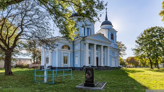 Ascension Church in Matusiv, Cherkasy Oblast, Ukraine, photo 5