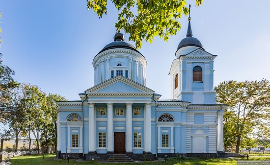 Ascension Church in Matusiv, Cherkasy Oblast, Ukraine, photo 6
