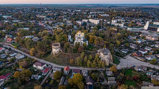 The Ostroh Castle, Rivne Oblast, Ukraine, photo 1