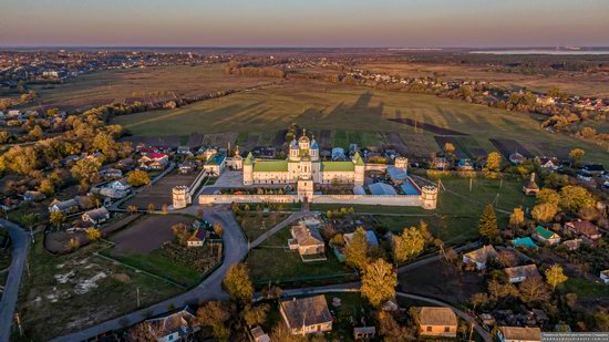 Holy Trinity Mezhyrich Monastery, Rivne Oblast, Ukraine, photo 1