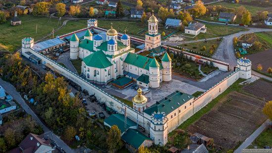 Holy Trinity Mezhyrich Monastery, Rivne Oblast, Ukraine, photo 10