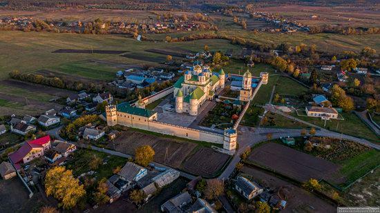 Holy Trinity Mezhyrich Monastery, Rivne Oblast, Ukraine, photo 11