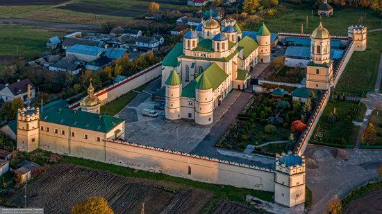 Holy Trinity Mezhyrich Monastery, Rivne Oblast, Ukraine, photo 12