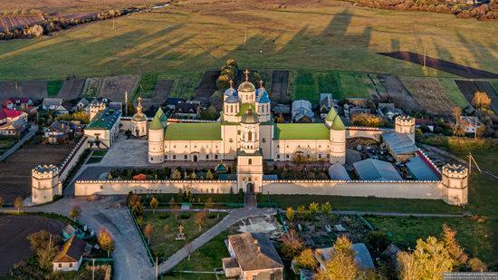 Holy Trinity Mezhyrich Monastery, Rivne Oblast, Ukraine, photo 2
