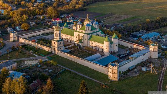 Holy Trinity Mezhyrich Monastery, Rivne Oblast, Ukraine, photo 4