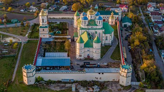 Holy Trinity Mezhyrich Monastery, Rivne Oblast, Ukraine, photo 6