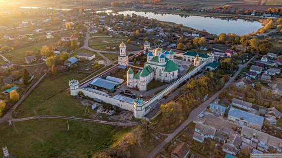 Holy Trinity Mezhyrich Monastery, Rivne Oblast, Ukraine, photo 7