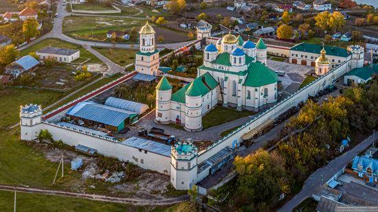 Holy Trinity Mezhyrich Monastery, Rivne Oblast, Ukraine, photo 8