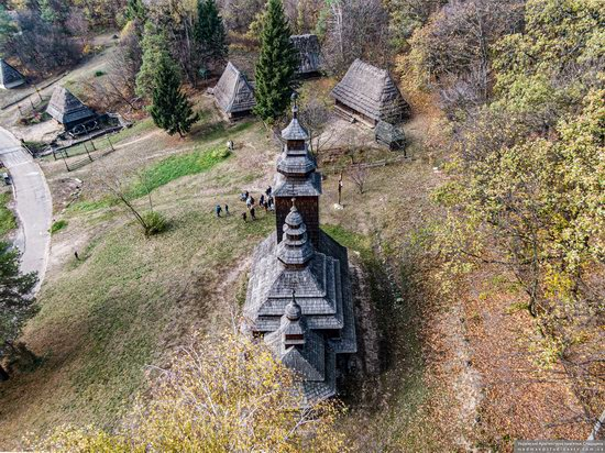 Church of the Intercession of the Holy Virgin in Pyrohiv, Kyiv, Ukraine, photo 10