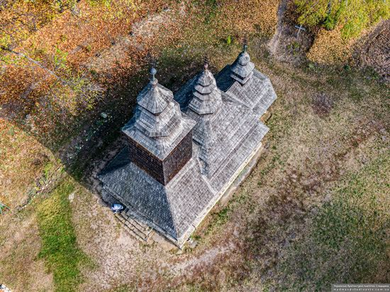 Church of the Intercession of the Holy Virgin in Pyrohiv, Kyiv, Ukraine, photo 11