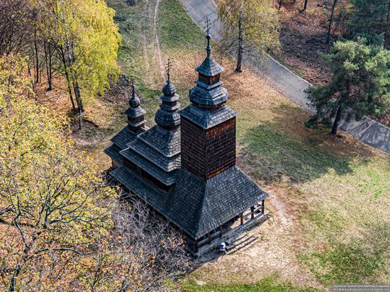 Church of the Intercession of the Holy Virgin in Pyrohiv, Kyiv, Ukraine, photo 12