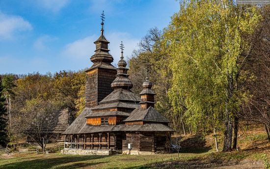 Church of the Intercession of the Holy Virgin in Pyrohiv, Kyiv, Ukraine, photo 13