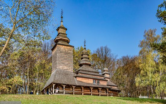 Church of the Intercession of the Holy Virgin in Pyrohiv, Kyiv, Ukraine, photo 14