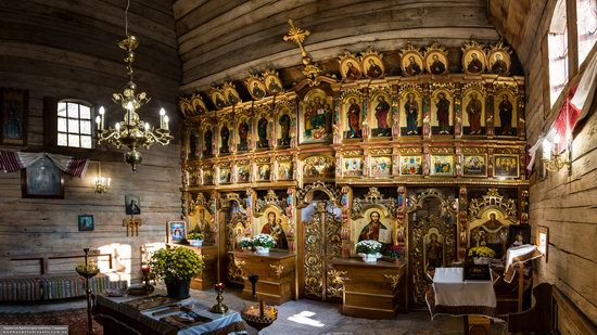 Church of the Intercession of the Holy Virgin in Pyrohiv, Kyiv, Ukraine, photo 15
