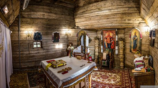 Church of the Intercession of the Holy Virgin in Pyrohiv, Kyiv, Ukraine, photo 16