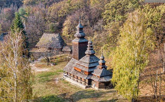 Church of the Intercession of the Holy Virgin in Pyrohiv, Kyiv, Ukraine, photo 6