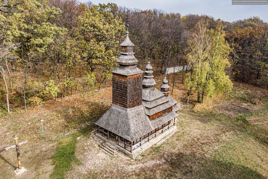 Church of the Intercession of the Holy Virgin in Pyrohiv, Kyiv, Ukraine, photo 7