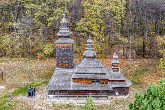 Church of the Intercession of the Holy Virgin in Pyrohiv, Kyiv, Ukraine, photo 8