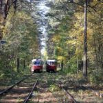 Pushcha-Vodytsya – the Most Scenic Tram Line in Ukraine