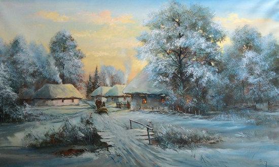 Happy New Year 2020 from Ukraine