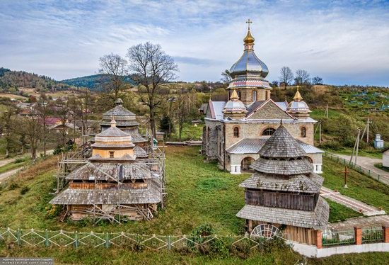 Churches of St. Michael the Archangel in Isai, Lviv Oblast, Ukraine, photo 10