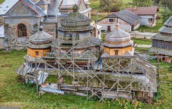 Churches of St. Michael the Archangel in Isai, Lviv Oblast, Ukraine, photo 11
