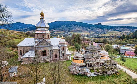 Churches of St. Michael the Archangel in Isai, Lviv Oblast, Ukraine, photo 12