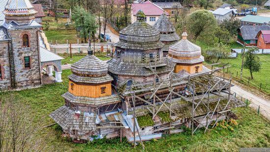 Churches of St. Michael the Archangel in Isai, Lviv Oblast, Ukraine, photo 13